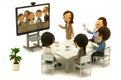 展示会で使用する映像を展示会業者に依頼してみよう